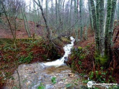 Valle del Ambroz-Sierra de Bejar - Gredos; excursiones desde madrid de un dia;club montañismo madri